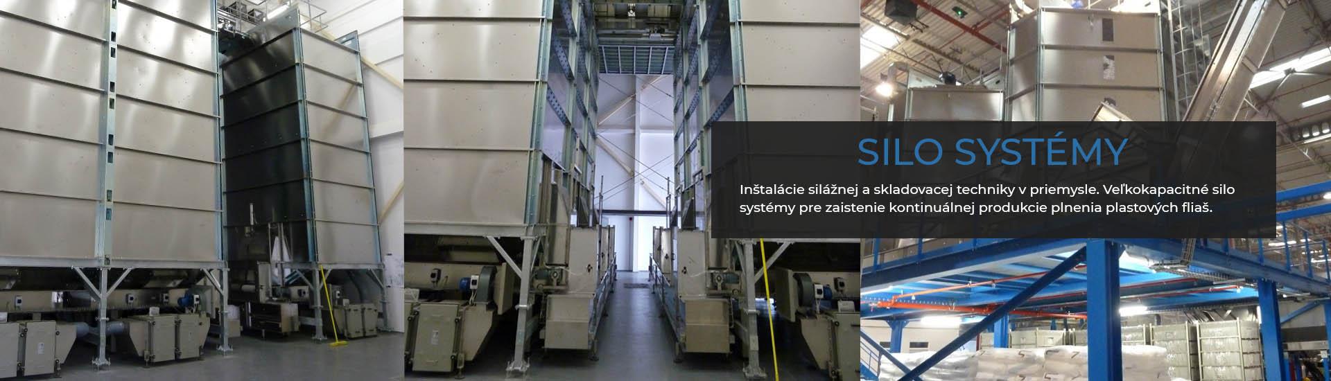 Silo systémy | Proindustry.sk