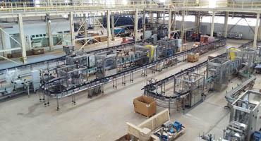 Stroje a výrobné linky